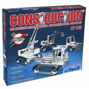 Construction Eitech véhicules de chantier roues chenille - 100012