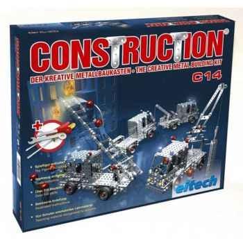 Construction Eitech divers véhicules - 100014