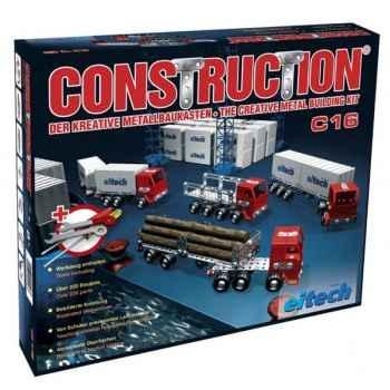 Construction Eitech camions - 100016