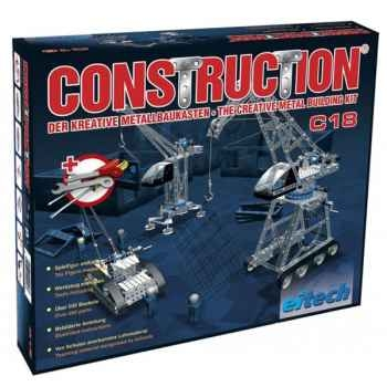 Construction Eitech grues - 100018