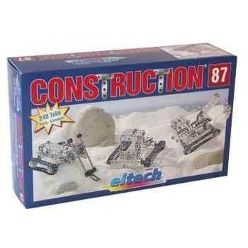 Construction Eitech véhicules - 100087