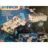 construction eitech tracteur avec remorque 100003