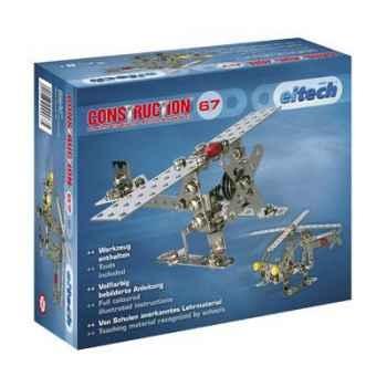 Construction Eitech hélicoptère et avion - 100067
