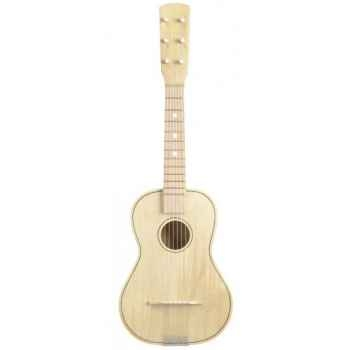 Guitare couleur naturelle - 0300