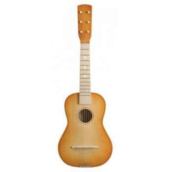 Guitare couleur orange - 0302