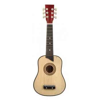 Guitare couleur naturelle - 0304