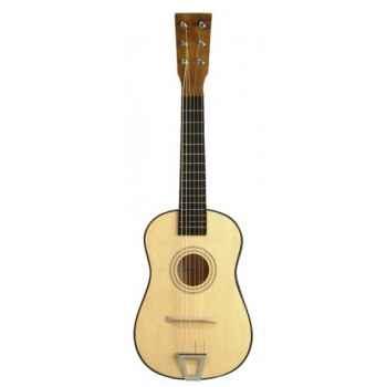Guitare couleur brun - 0344