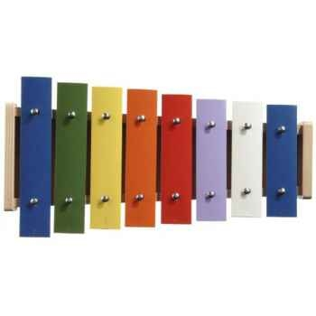 Métallophone de couleur multiple - 0200K