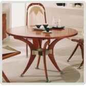 table round deck deckline dld05