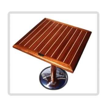 Table square deck riviera Deckline -DLD06