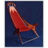 rocking chair deckline dld10
