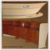 comptoir grande croisiere 4m deckline dld18