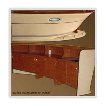Comptoir grande croisière 4m Deckline -DLD18
