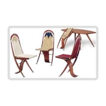 Chaise bâbord Deckline -DLD12
