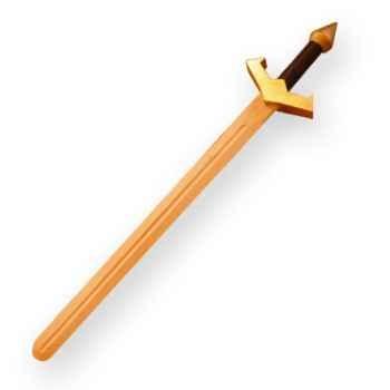 Epée Prosper avec garde cuir -04669