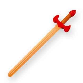 Epée Blédur avec garde cuir -04676
