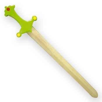 Epée Excalibur avec garde bois -04638