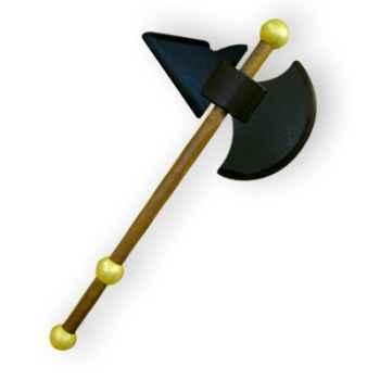 Hache Daliotte noire -10486