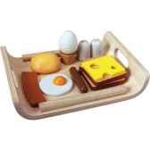 petit dejeuner en bois plan toys 3415