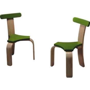Chaise moderne en bois - Plan Toys 3425