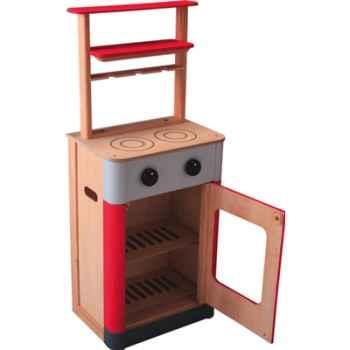 Cuisinière et four en bois - Plan Toys 3439