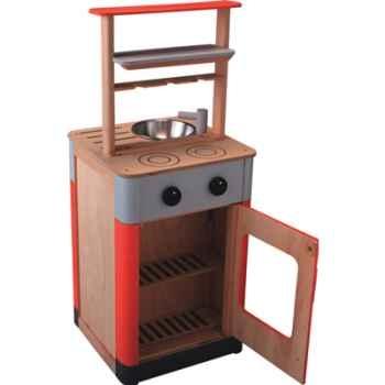 Bloc cuisine en bois - Plan Toys 3440