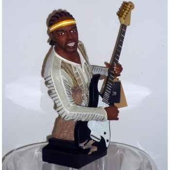 Figurine résine guitare Statue Musicien -Y20ZP-1713