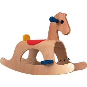 Archibald Cheval à bascule en bois - Plan Toys 3403