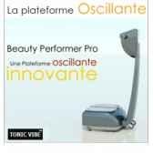 plateforme beauty performer prob sans ecran tactile multimedia tonic vibe tv plate 00780