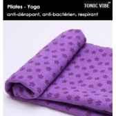 sur tapis pilates yoga tonic vibe tv pilates 0060