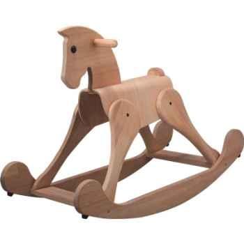 Cheval a bascule en bois - Plan Toys 3436