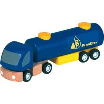 Camion citerne en bois - Plan Toys 6004