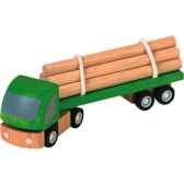 camion transporteur en bois plan toys 6005