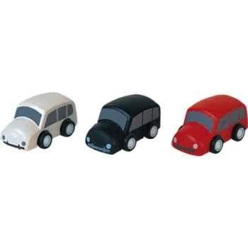 Camionnettes en bois - Plan Toys 6023