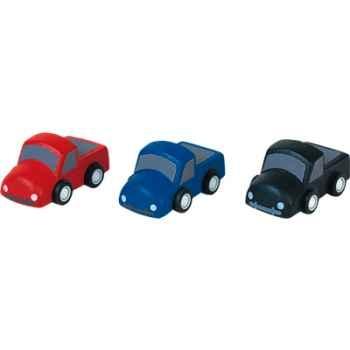Mini camions en bois - Plan Toys 6022
