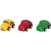 mini voitures en bois plan toys 6024