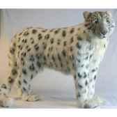 peluche automate leopard des neiges 95cmh 122cm4282 anima 0006
