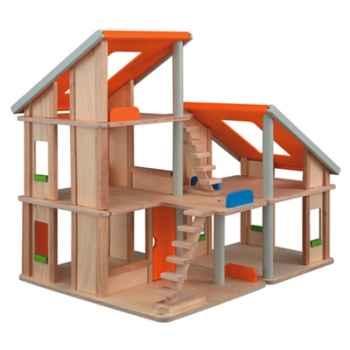 Maison chalet en bois - Plan Toys 7139