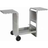 chariot inox 600 collet industries 811611