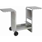 chariot inox 800 collet industries 811811