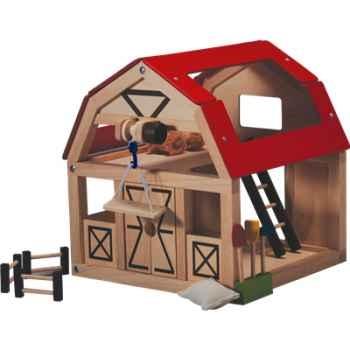 La ferme en bois - Plan Toys 7147