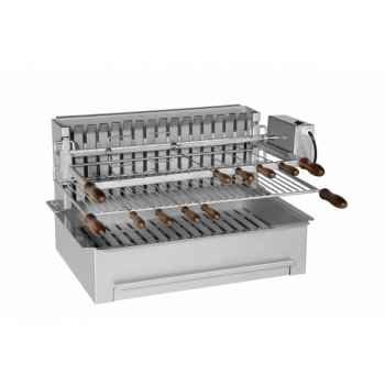 Barbecue Intégral 600 Collet Industries -920611