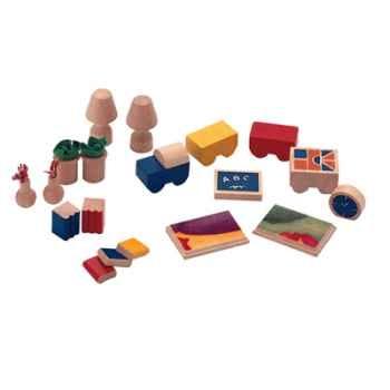 Accessoire salon et chambre en bois - Plan Toys 9405