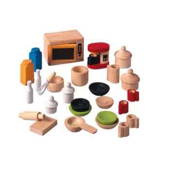 Accessoire cuisine en bois - Plan Toys 9406