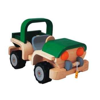 Aventure 4x4 wd en bois - Plan Toys 6311