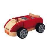voiture de sport en bois plan toys 6312