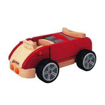 Voiture de sport en bois - Plan Toys 6312