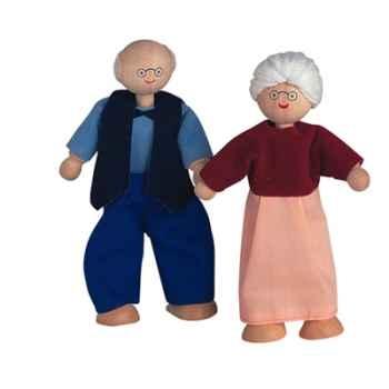 Poupée grand mère en bois - Plan Toys 9851
