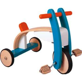 Le tricycle en bois - Plan Toys 3420