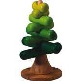 arbre a empiler en bois plan toys 5149